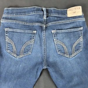 Hollister Venice Boot Cut Skinny Jeans